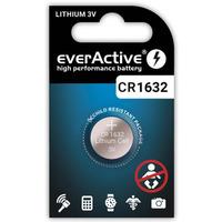 Bateria litowa EVERACTIVE CR1632 blister