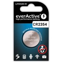 Bateria litowa EVERACTIVE CR2354 blister