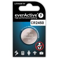 Bateria litowa EVERACTIVE CR2450 blister