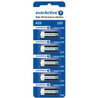 Bateria do pilota EVERACTIVE 12V 23A/MN21 blister (5szt)