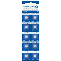 Bateria guzikowa alkaliczna EVERACTIVE 1, 5V AG3/LR41/LR736 blister (10szt)