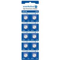 Bateria guzikowa alkaliczna EVERACTIVE 1, 5V AG10/LR54/LR1130 blister (10szt)