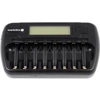 Ładowarka do akumulatorków Ni-MH EVERACTIVE AA/AAA NC-800, 8 kanałów