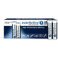 Bateria alkaliczna EVERACTIVE Pro Alkaline AAA/LR03 pudełko (10szt)