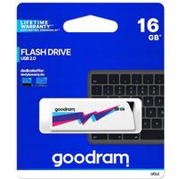 Pamięć USB GOODRAM 16GB UCL2 biały USB