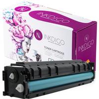 Toner INKDIGO (CA-045XC-1) niebieski 2300str zamiennik CANON (CRG-045HC/1245C002)