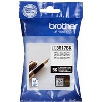 Tusz BROTHER (LC3617BK) czarny 550str