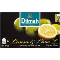 Herbata DILMAH AROMAT CYTRYNA&LIMONKA 20t