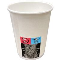 Kubek papierowy biały 150ml (50szt) śr.70mm 27151