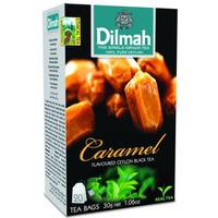 Herbata DILMAH AROMAT KARMEL 20t*1,5g