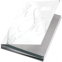 Książka do podpisu LEITZ biały 18 przegródek 57450001