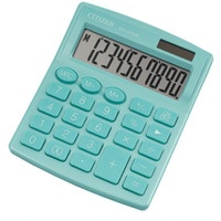 Kalkulator CITIZEN SDC-810-NR-GN zielony