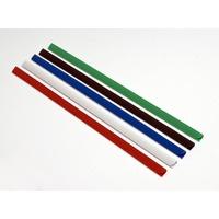 Grzbiet wsuwany DATURA/NATUNA 15mm (50szt) czerwony