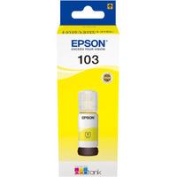 Tusz EPSON 103 (C13T00S44A) żółty 65ml