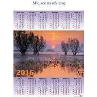 Kalendarz jednop.P4 GÓRSKIE JEZIORO BESKIDY