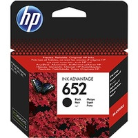Tusz HP 652 (F6V25AE) czarny 360str 1115/2135/2136/3635/3835/4535