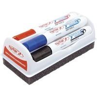 Marker suchościeralny RMS-1/ABCD 4szt.z gąbką i magnesem 456-220-M/433-220
