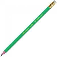 Ołówek drewniany HB Evolution 655 z gumką BIC 8803323