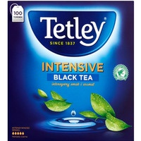 Herbata TETLEY INTENSIVE (100 saszetek) czarna
