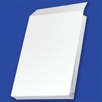 Koperty E4+ HK RBD białe 150g (100szt.) NC z rozszerzanymi bokami 44130077