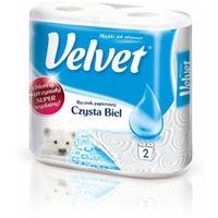 Ręcznik kuchenny VELVET czysta biel (2rolki) 151.739.