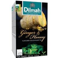 Herbata DILMAH AROMAT IMBIR&MIÓD 20t*1, 5g