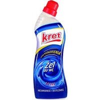 Żel do WC KRET 750 ml 7w1 Active ACTIVE *11159