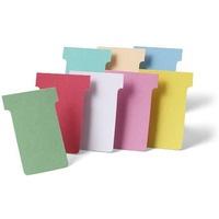Karteczki T-CARDS 2 białe 32938900 2002002