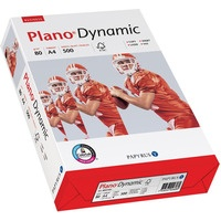 Papier xero A4 PLANO DYNAMIC 88032035 80g.(kl.B białość 161)88027681