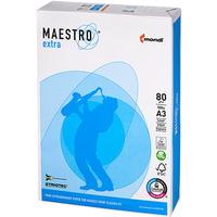 Papier xero A3 80g MAESTRO TRIOTEC EXTRA 9457B80