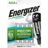 Akumulatorek ENERGIZER AAA/HR03 800mAh (4szt)