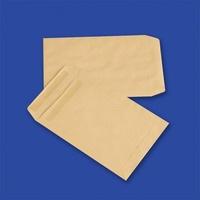Koperty C5 SK brązowe (50szt.) NC samoklejące