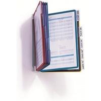 Zestaw ścienny A4-10 paneli kolorowych 556700 DURABLE VARIO WALL