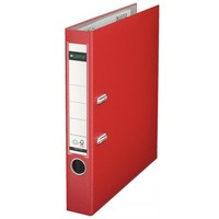 Segregator LEITZ A4/80mm 180 czerwony 10105025