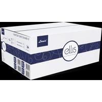 Ręcznik ZZ ELLIS Professional 100% celuloza z fioletowym nadrukiem 2615