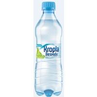 Woda KROPLA BESKIDU 0.5L (12szt) niegazowana butelka PET