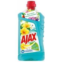 Płyn do mycia podłóg AJAX Floral Fiesta 1l Lagun Flowers (niebieski)