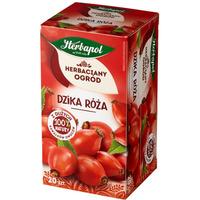 Herbata HERBAPOL DZIKA RÓŻA 20t