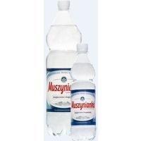 Woda MUSZYNIANKA 1.5L (6szt) wysokozmineralizowana średnionasycona CO2