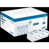 Ręczniki składane VELVET ZZ V-FOLD 3000 składek 2warst.eco-white 5600018