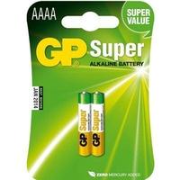Bateria alkaliczna GP AAAA/LR61/25A/LR8D425 1.5V GPPCA025A015
