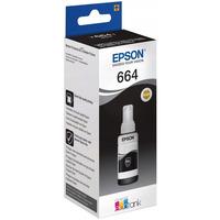 Tusz EPSON T6641 (C13T66414A) czarny 6000str/70ml