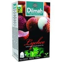 Herbata DILMAH AROMAT BRZOSKW&LYCHE 20t*1, 5g