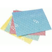 Ścierka antybakteryjna WIPRO-niebieska(20) VILEDA 137001/113933 36x42cm