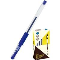 Pióro żelowe GR101 niebieskie GRAND 160-1027