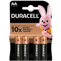 Bateria DURACELL Basic AA/LR6 K4 (4szt) 4520103