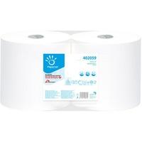 Czyściwo przemysłowe w roli (2) 2w.celuloza PAPERNET 402059 białe