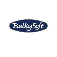 Serwetki BULKYSOFT 24x24mm 2 warstwy białe (100szt)