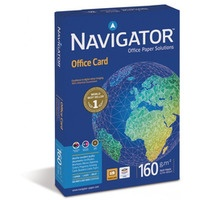 Papier xero A4 160g NAVIGATOR OFFICE Card 250ark