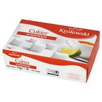 Cukier biały kostka 1kg